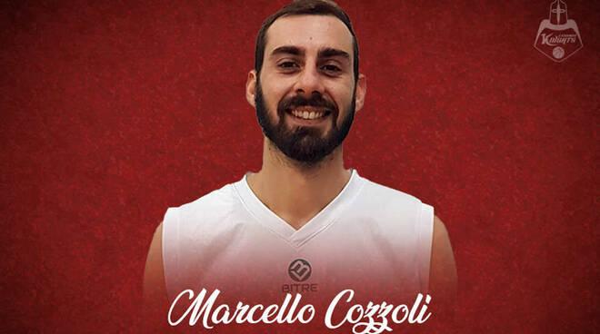 Marcello Cozzoli Knights Legnano Basket