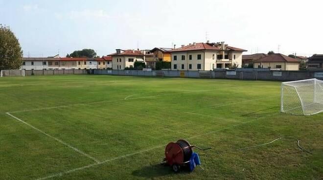 Nuovo centro sportivo comunale Mesero