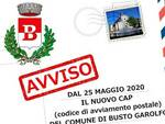 Nuovo Codice di Avviamento Postale CAP Busto Garolfo