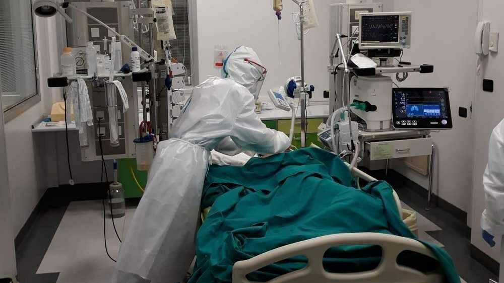 Ospedale di Busto Arsizio Covid-19