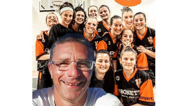 Paolo Caserini Bulldog Basket Canegrate Serie B femminile