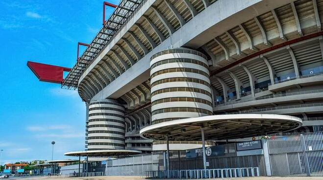 Stadio San Siro Giuseppe Meazza Milano