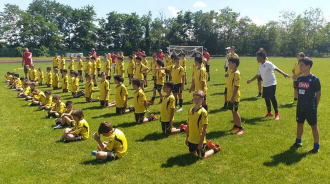 Academy Camp Campo Via Pace Legnano