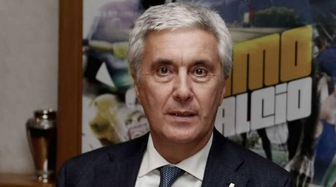 Cosimo Sibilia Presidente Lega Nazionale Dilettanti