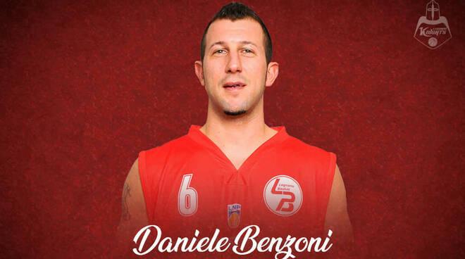 Daniele Benzoni Knights Legnano