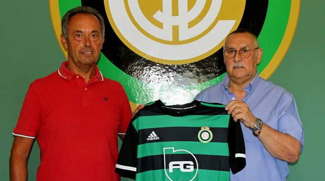 Gigi Asnaghi e Salvatore Asmini Castellanzese