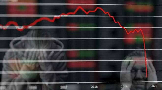 ISTAT crollo vendite commercio al dettaglio aprile 2020