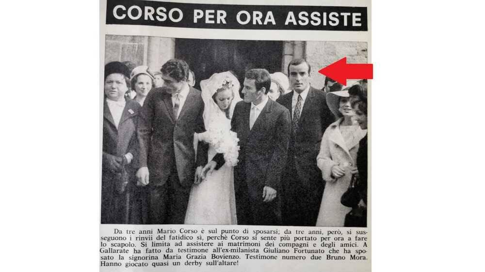 Mario Corso F.C. Internazionale