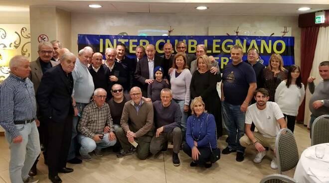 Mario Corso Inter Club Legnano