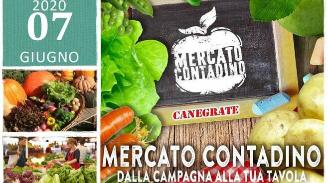 Mercato contadino Canegrate