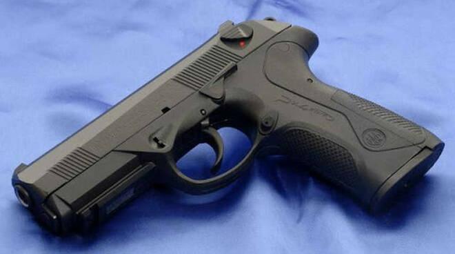 Pistola Beretta P4 Storm