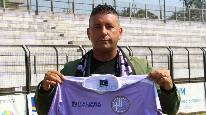 Presentazione nuovo Direttore Sportivo A.C. Legnano Vito Cera