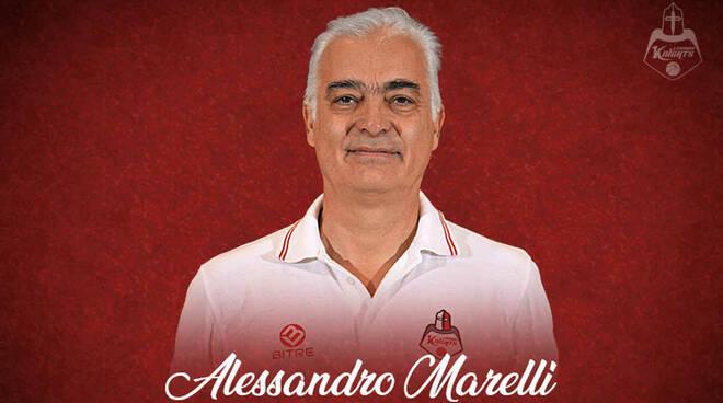 Sandro Marelli preparato atletico Knights Legnano