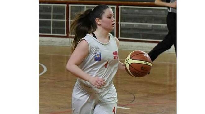 Valentina Ceccato Bulldog Basket Canegrate