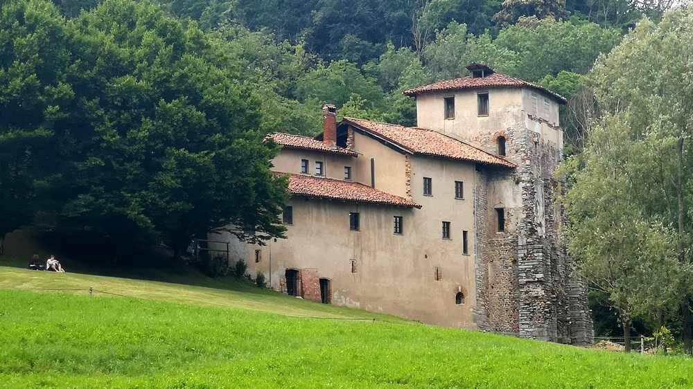 Valle Olona Monastero di Torba