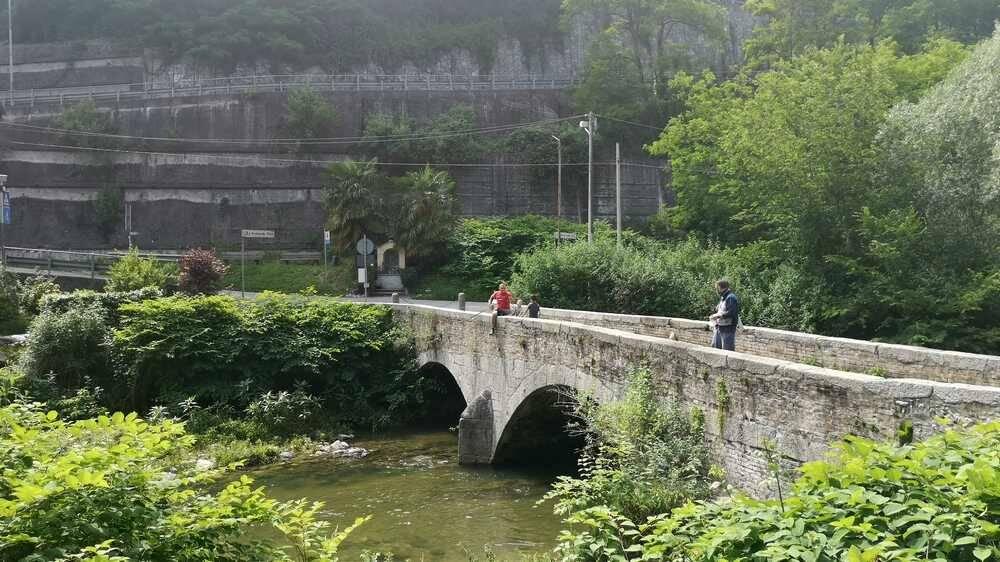 Valle Olona Ponte sull'Olona Castiglione Olona Via Francisca del Lucomagno