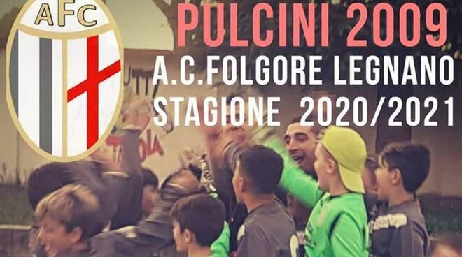 A.C. Folgore Legnano Pulcini 2009