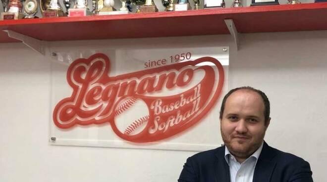 Andrea Gussoni Legnano Baseball Softball