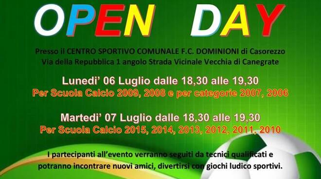 Il Casorezzo diventa prima Academy Pescara al Nord Italia
