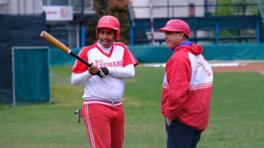 Fernando Josè Del Rosario Peguero Legnano Baseball