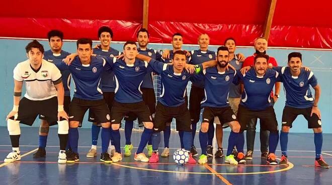 Ticinia Novara Finali scudetto Calcio a 5 AMF