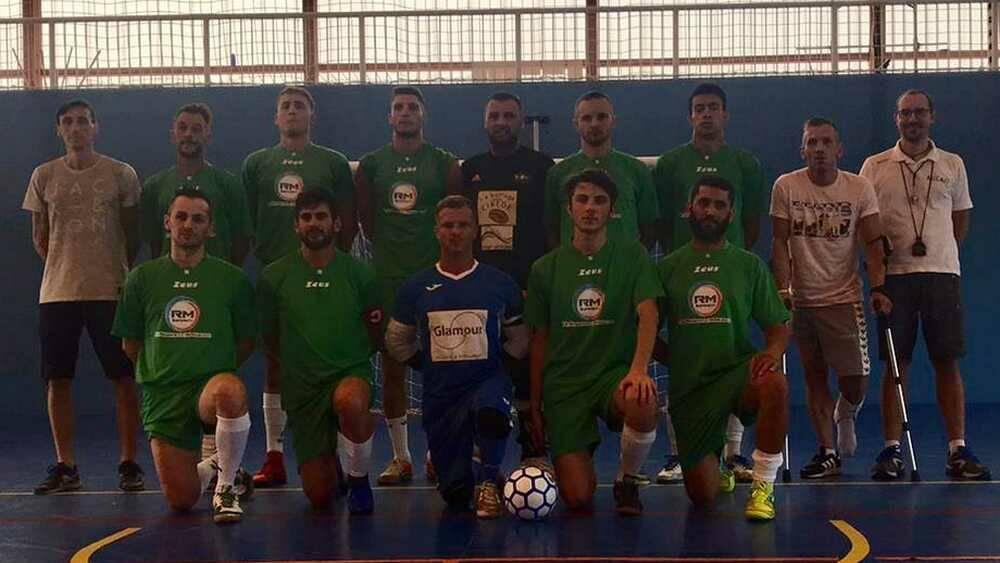 Top Five Biella Finali scudetto Calcio a 5 AMF