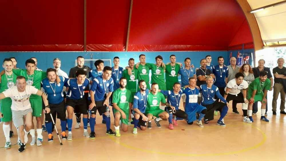 Finali scudetto Calcio a 5 AMF