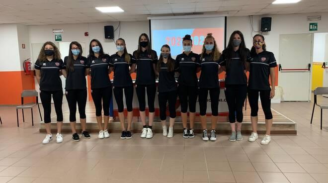Futura Volley Giovani: raduno 2020/2021