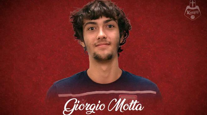 Giorgio Motta Knights Legnano