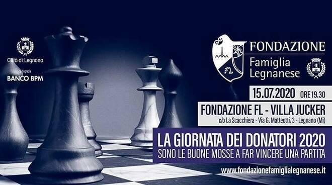 Giornata del donatore Fondazione Famiglia Legnanese