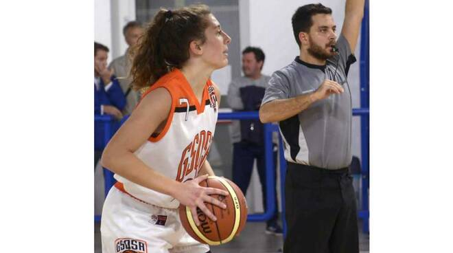 Giulia Pianta Bulldog Basket Canegrate