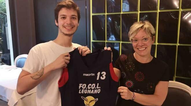 Ilaria Nebuloni FoCol Volley Legnano