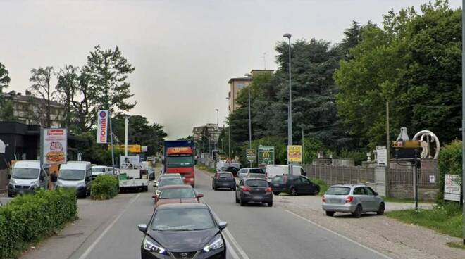 Legnano Strada Statale 527 Saronnese