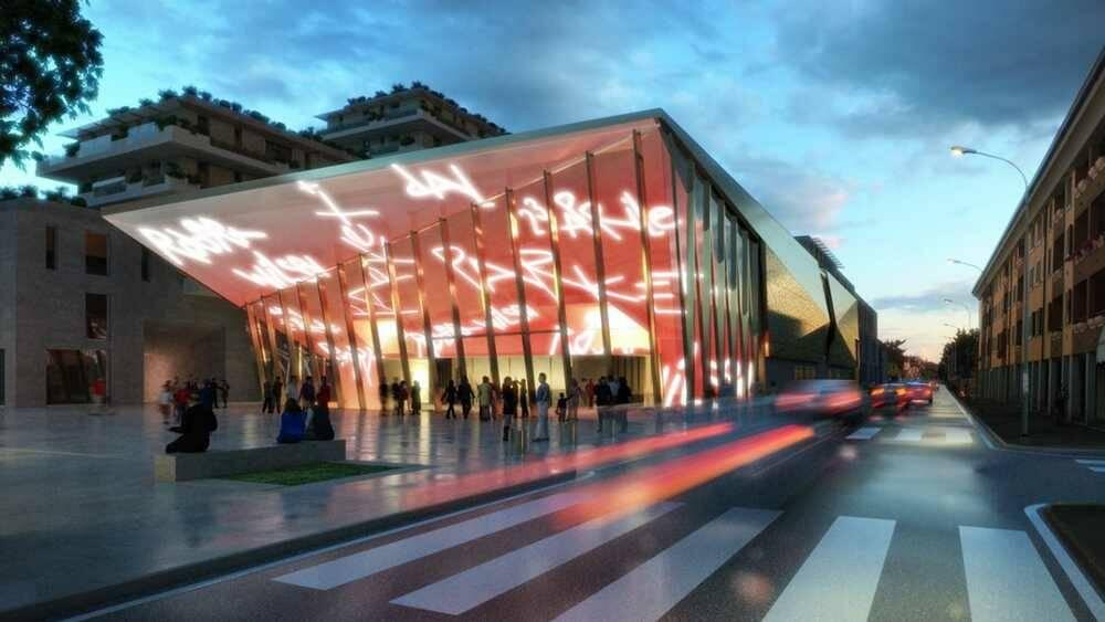 Teatro Roberto de Silva Rho