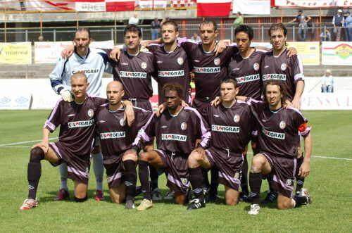 Varese-Legnano 0-1 6 maggio 2007 Promozione in Serie C1