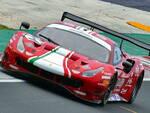 Alessio Rovera Ferrari 488