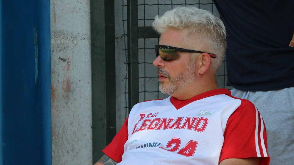 Andrea Dotti Legnano Baseball