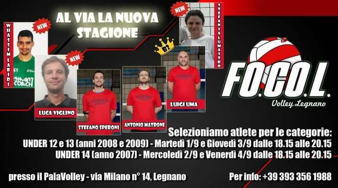 Focol Legnano 2021