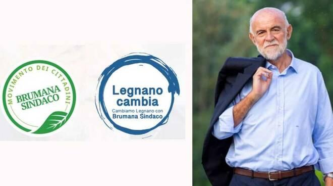 Franco Brumana Sindaco Legnano