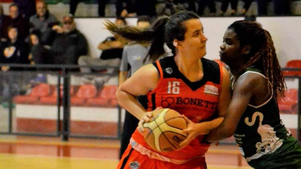 Gaia Sansottera Bulldog Basket Canegrate