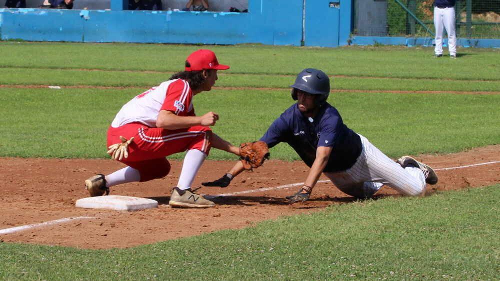 Giovanni Fanelli Legnano Baseball