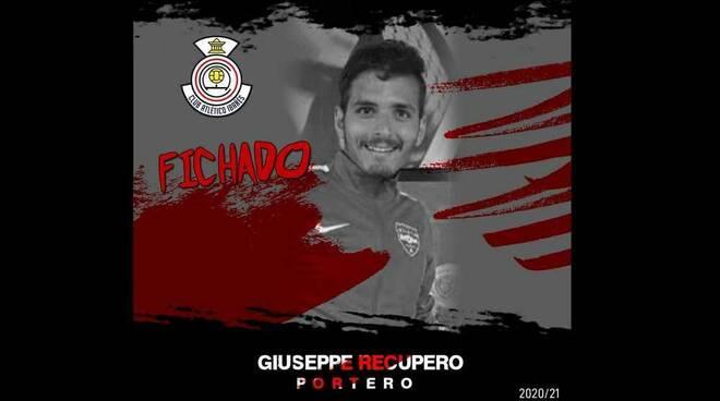 Giuseppe Recupero Atletico Ibanes