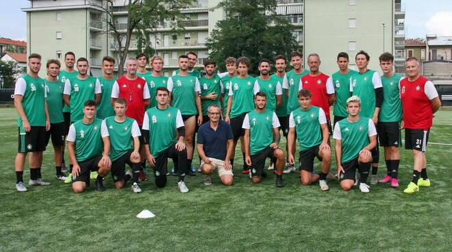 L'Assessore allo Sport Luigi Croci visita la Castellanzese