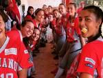 Legnano Softball Serie A2 contro Supramonte Orgosolo
