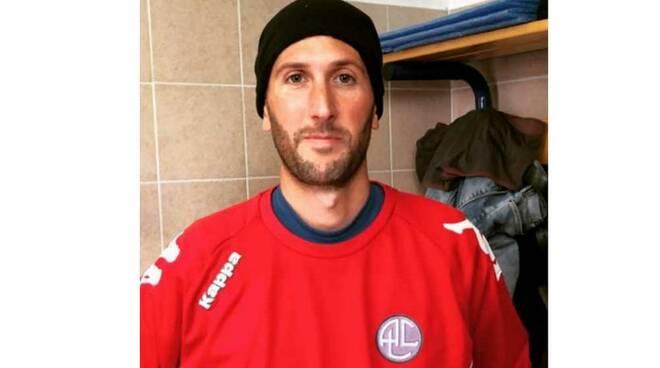 Luca Marmora preparatore portieri A.C. Legnano