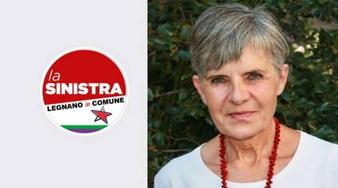 Lucia Bertolini Sindaco La Sinistra Legnano in Comune