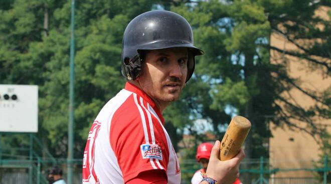 Marco Lamera Legnano Baseball