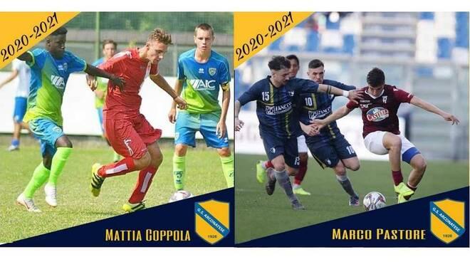 Marco Pastore Mattia Coppola Arconatese
