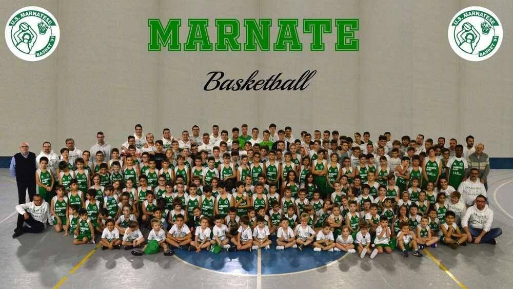 Marnatese Basket minibasket