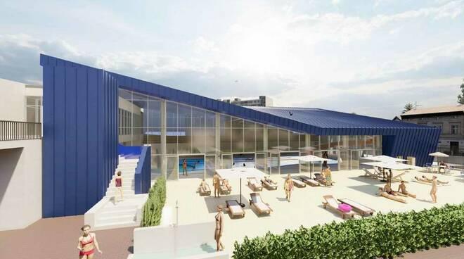 Nuova piscina coperta Legnano